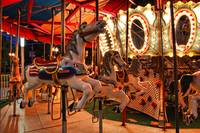 Carousel in Boston