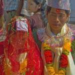 """Nepalese Wedding Triangle?"" by ChristopherByrd"