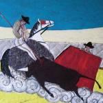 """corrida"" by artecorona"