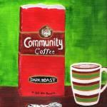"""Community Coffee...Louisiana"