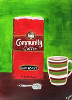 Community Coffee...Louisiana's own