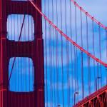 """Golden Gate #4"" by BrianMadden"