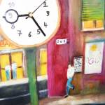 """""""aspettando il bus"""" by artecorona"""