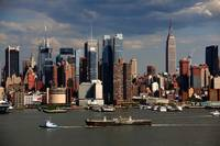 New York City Skyline 6