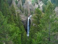 Tower Falls - Yellowstone Natl Park
