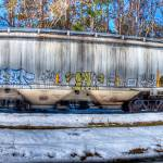 """Train Panorama"" by BrianDistad"