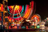 Carnival Rides In Motion