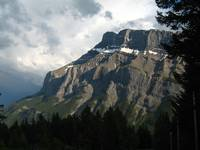 Mount Rundle - Canadian Rockies