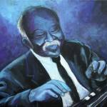 """Count Basie"" by zoealowan"