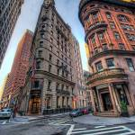 """One William Street and Delmonico"