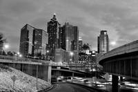 Atlanta Black and White
