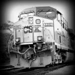 """""""Center Train Shot"""" by yoakumcityscapes"""