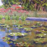 """""""Water lilies"""" by simsim"""