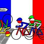 """""""Cobblestones near Roubaix - Tour de France"""" by Lonvig"""