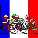 """""""The Tour Arrives in Paris"""" by Lonvig"""