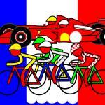 """""""Circuit of Spa-Francorchamps - Tour de France"""" by Lonvig"""