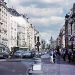 """Paris: Rue Saint Antoine"" by istillshootfilm"