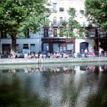 """Paris: Canal Saint Martin"" by istillshootfilm"