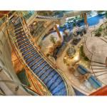 """Atrium Stairway"" by DonTremain"