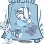 """""""BABY CELEBRATION"""" by DOVEEXPRESS"""