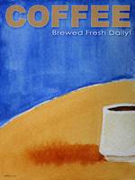 Coffee Fresh Brewed Daily