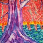 """""""Along The River Bank"""" by HolmansKrugArt"""