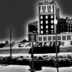 """Cavalier Hotel Virginia Beach"" by pinkfloydechoes34"