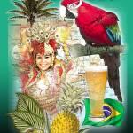 """""""brazil"""" by Arteology"""