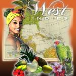 """west indies"" by Arteology"