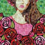 """Flora, Madonna of the Roses"" by schimmelart"