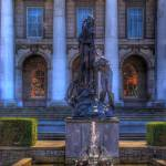 """Custom House Statue"" by DamianSynnott"