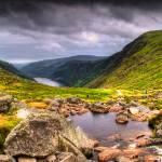 """Glendalough 2 HDR"" by DamianSynnott"