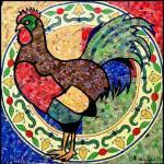 """""""Rooster"""" by schimmelart"""