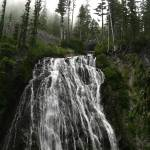 """Waterfalls at Mt. Rainier"" by RODADOD"
