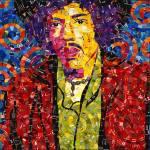 """""""Jimi Hendrix"""" by schimmelart"""