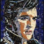 """""""Elvis"""" by schimmelart"""