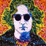"""""""John Lennon"""" by schimmelart"""