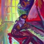 """Piano and Trumpet"" by sandrabolensamuel"