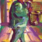 """""""The Green Man"""" by sandrabolensamuel"""