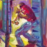 """Trumpet in the Streets"" by sandrabolensamuel"
