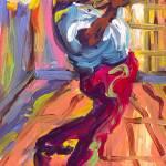 """""""Red Hot Trumpet"""" by sandrabolensamuel"""