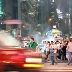 """Times Square"" by bondidwhat"