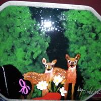 little deer Art Prints & Posters by san31792