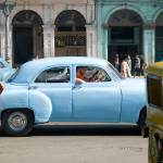 """Classic car in Havana"" by photos"