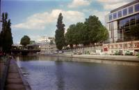 Paris: Canal Saint-Martin