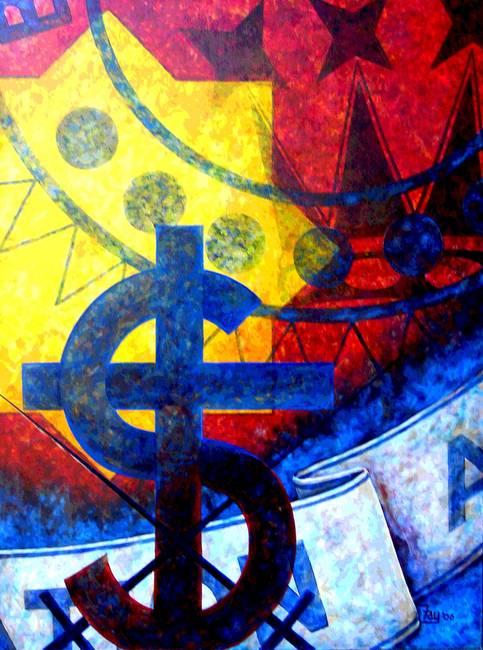 Salvation Army Symbols by John Fay