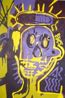 Basquiat Recreation 2