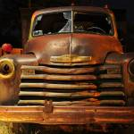 """Old chevy"" by brenton"