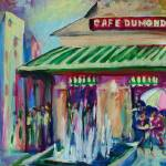"""Cafe Du Monde"" by sandrabolensamuel"