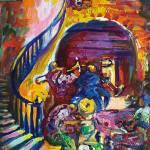 """""""Hot Jammin Jazz New Orleans"""" by sandrabolensamuel"""